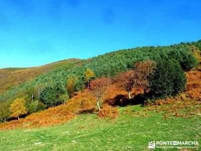 Ancares lucenses; viaje Puente noviembre; rutas montaña madrid viajes diciembre